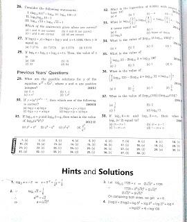 logarithm math capsule 2