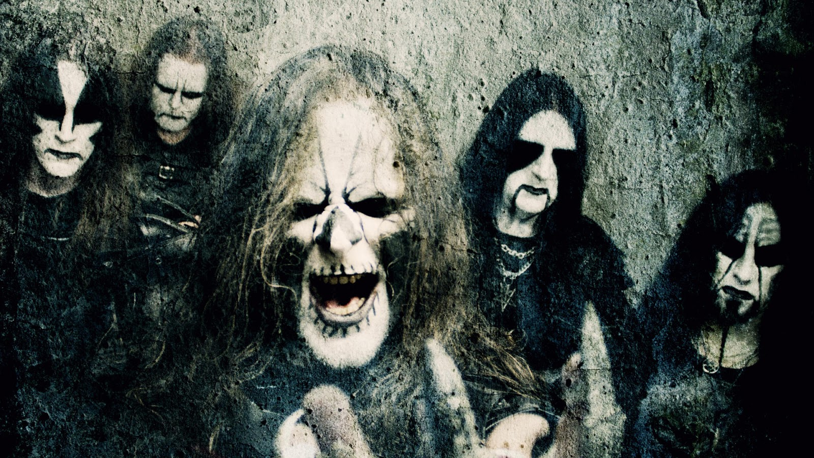 Dark Funeral - The Secrets Of The Black Past