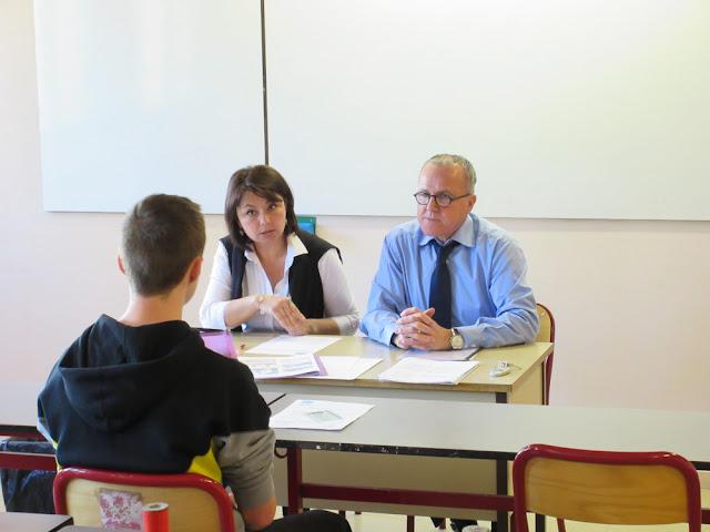 توجيهات اثناء اجراء الامتحان الشفوي للدخول إلى مراكز التربية والتكوين