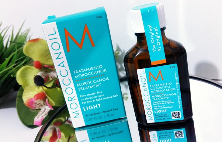 Moroccanoil Light