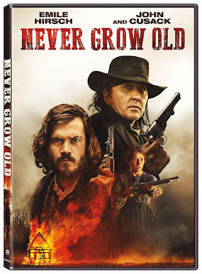 Never Grow Old 2019 Dvd