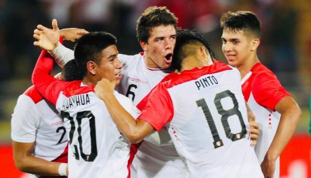 Perú vs Uruguay Sub 17 EN VIVO ONLINE por la quinta fecha del hexagonal final del sudamericano sub 17.