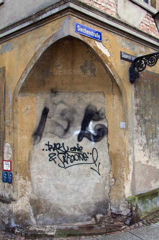 Neuruppin: Siechenstraße