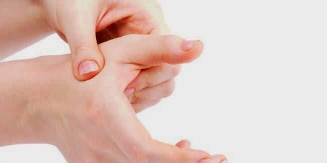 7 Bagian Tubuh Yang Bila Dipijat Bisa Meredakan Rasa Sakit