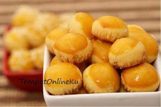 kue nastar isi durian