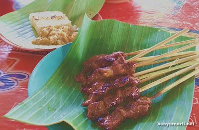 Kuliner Cianjur - Sate Maranggi Sari Asih
