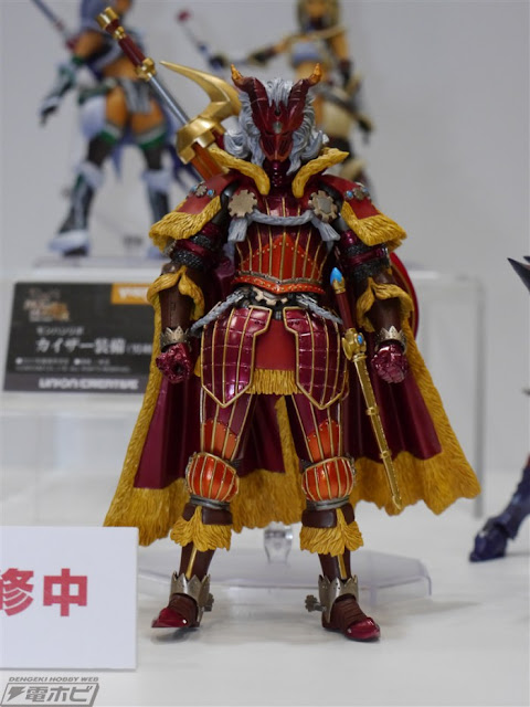 Revoltech Takeya – Western Armor – Equestrian Armor
