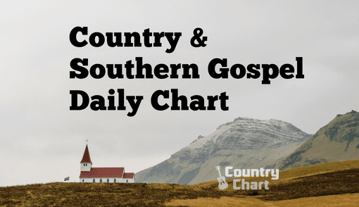 country gospel, southern gospel, southern gospel chart, music chart, countrychart.com