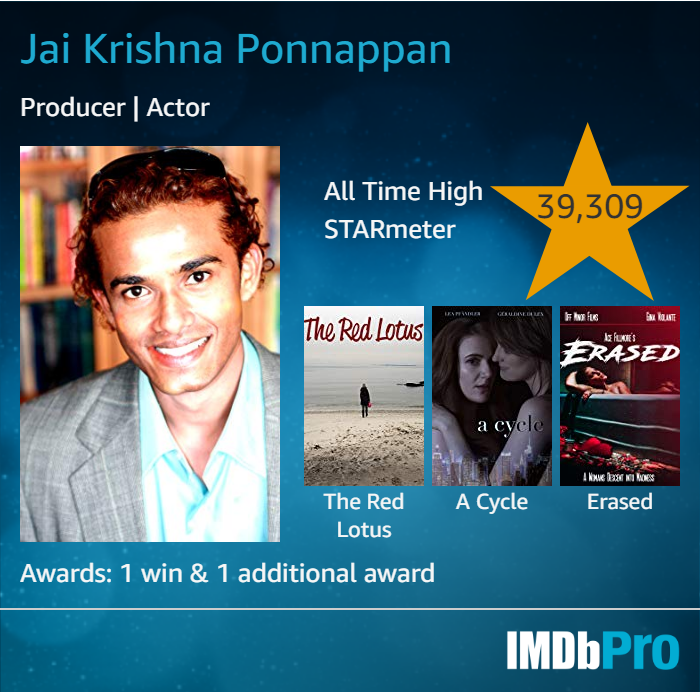 Check out Jai's latest Creative projects & Films on IMDb