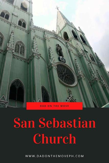 San Sebastian Church history