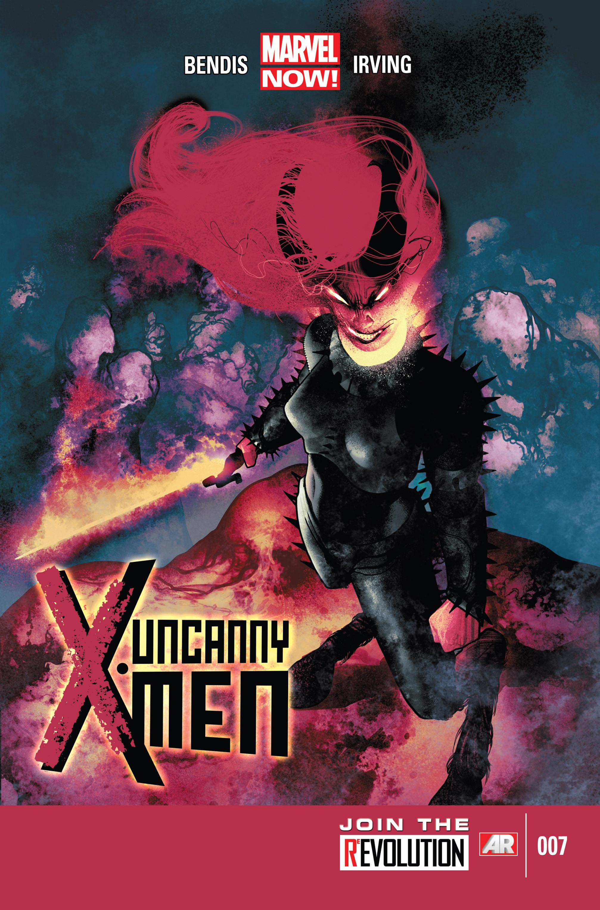Read online Uncanny X-Men (2013) comic -  Issue #7 - 1