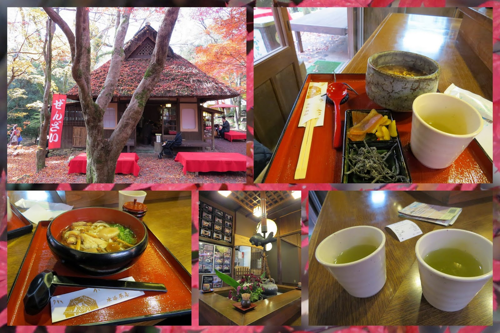 Tea House at Nara Japan