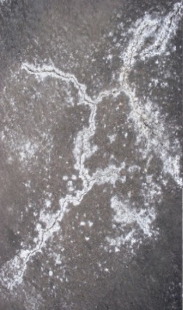 Concrete corrosion due to ice removal agent