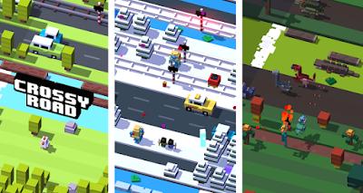 Crossy Road Mod Apk Terbaru