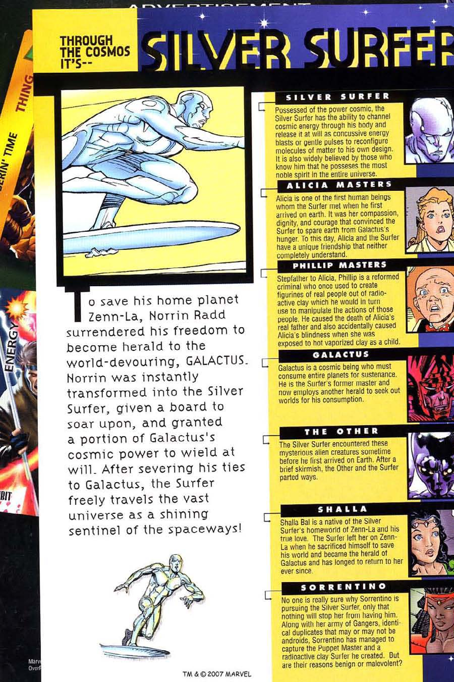 Read online Silver Surfer (1987) comic -  Issue #131 - 2