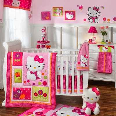 Hello Kitty Bedroom Photos picture