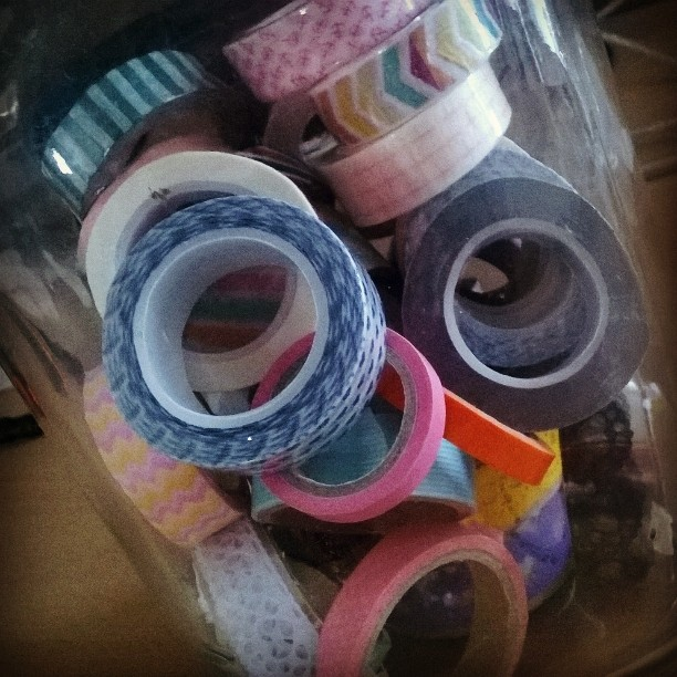 How I Bought All Of The Washi Tape But Made A New Friend