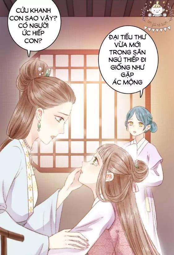 Nàng Phi Cửu Khanh - Thần Y Kiều Nữ chap 3 - Trang 24