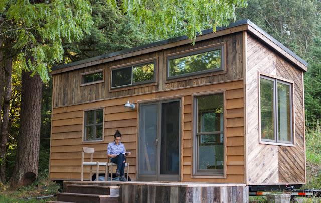 tiny houses portland. Eco-Friendly Portland Tiny House (260 Sq Ft) Houses C