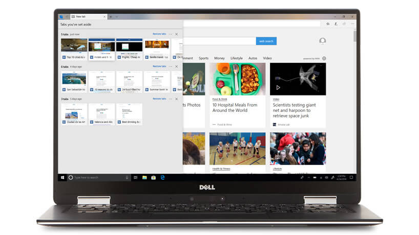 Microsoft's New Chromium Based Edge Browser Has Been Released