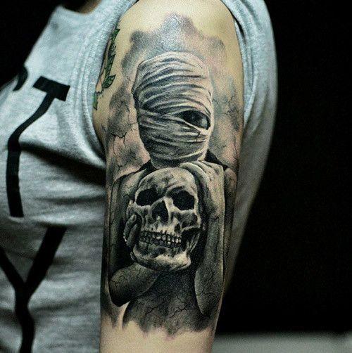Steampung Girl Holding Skull Wallpaper Tatuajes Para Atraer Suerte Dinero Y Amor Belagoria La