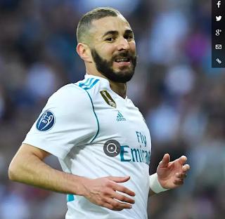 3 Striker Calon Pengganti Benzema di Real Madrid