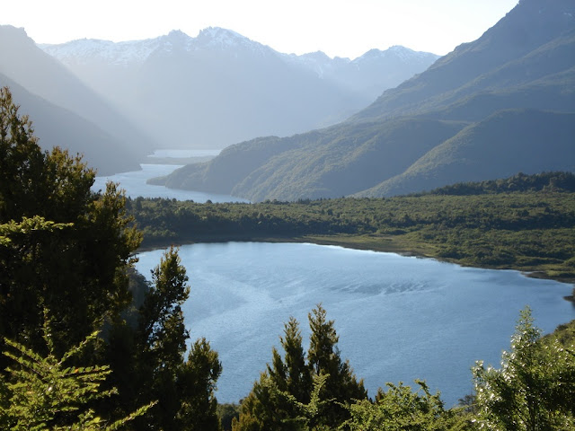 Lago Steffen em Bariloche