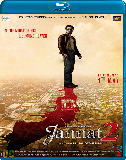 Jannat 2 – (2012) Bluray x265 1080p DTH-HD 5.1/ AAC 5.1 [ LPCM ] ( Subtitle Exclude ) – | DB9 |  12.8 GB |