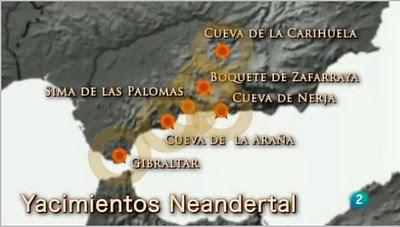 Resultado de imagen de restos neandertal españa