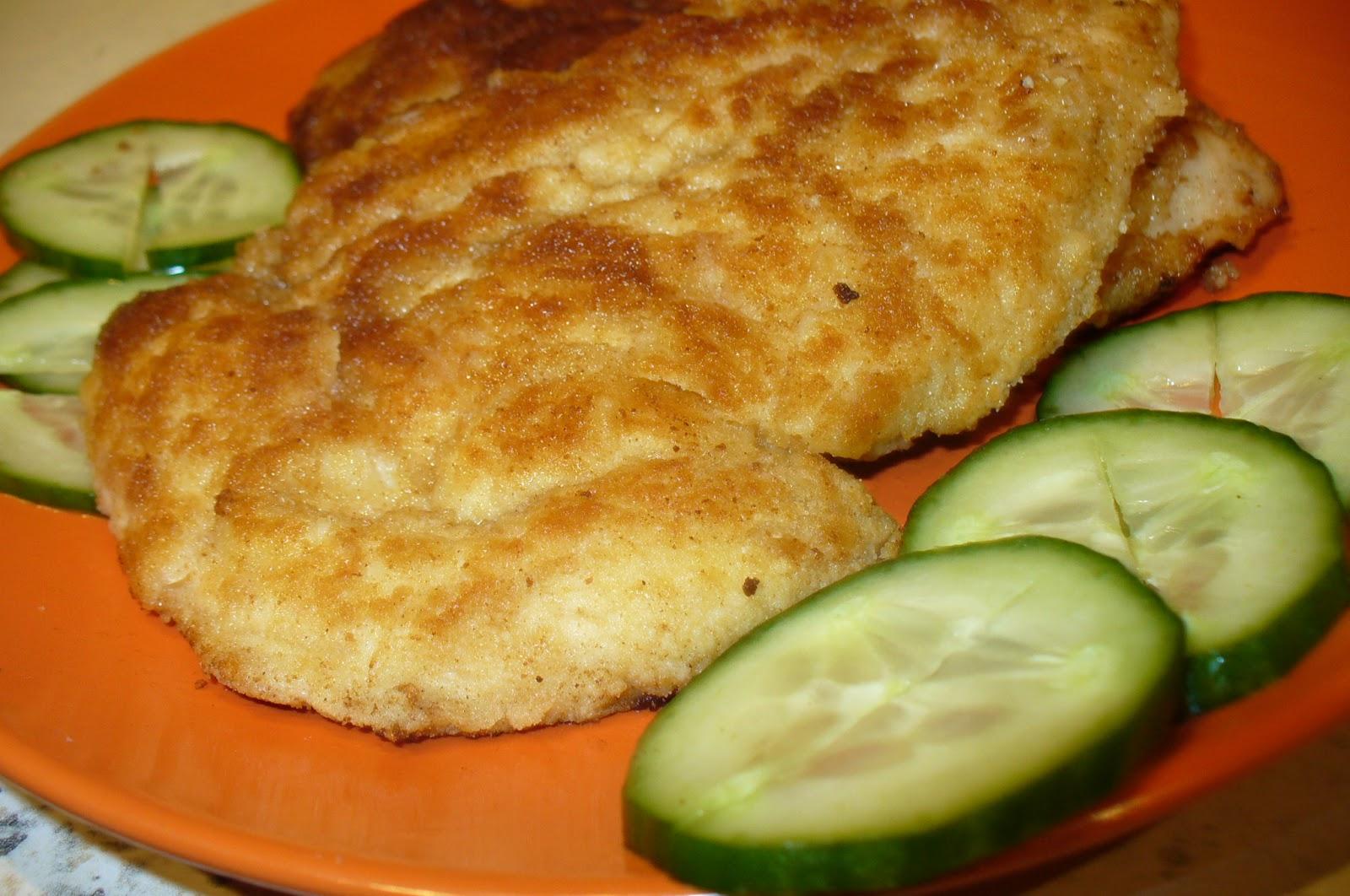 рецепт венского шницеля