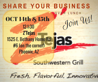 Phoenix Business Networking I One Business Connection I Small Business