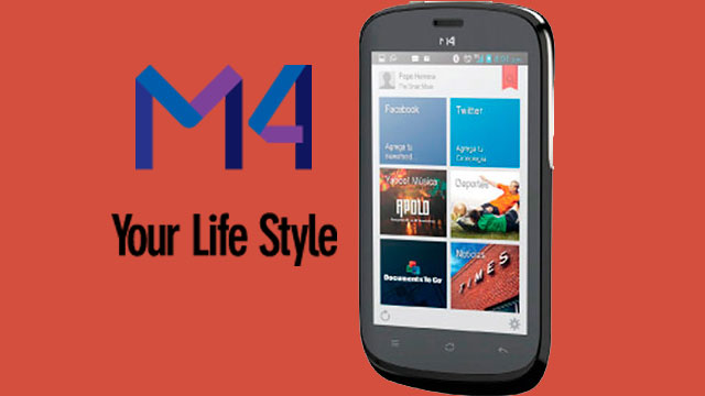rom stock M4tel E-Motion SS990