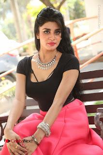 Telugu Actress Harini Stills at Dhyavudaa Movie Teaser Launch  0313.JPG