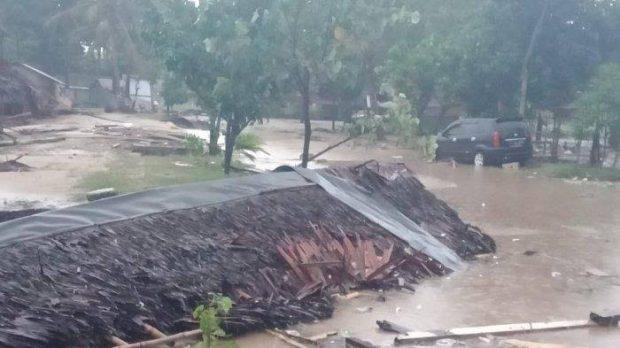 BNPB: Peristiwa di Selat Sunda Kombinasi Tsunami dan Gelombang Pasang