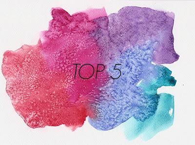 TOP 5 OKŁADEK KSIĄŻKOWYCH