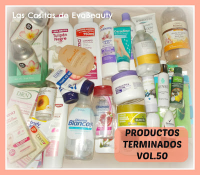 Productos Terminados (Vol.50)