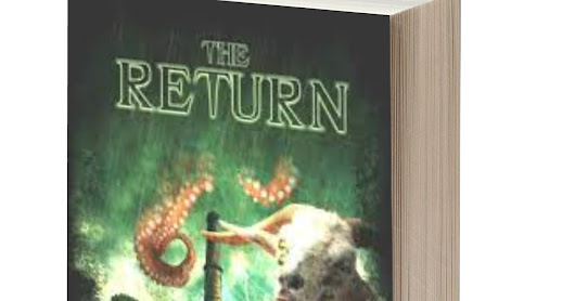 My Lovecratian crime noir novel The Return on spoecial offer from my publisher, Blood Bound Books