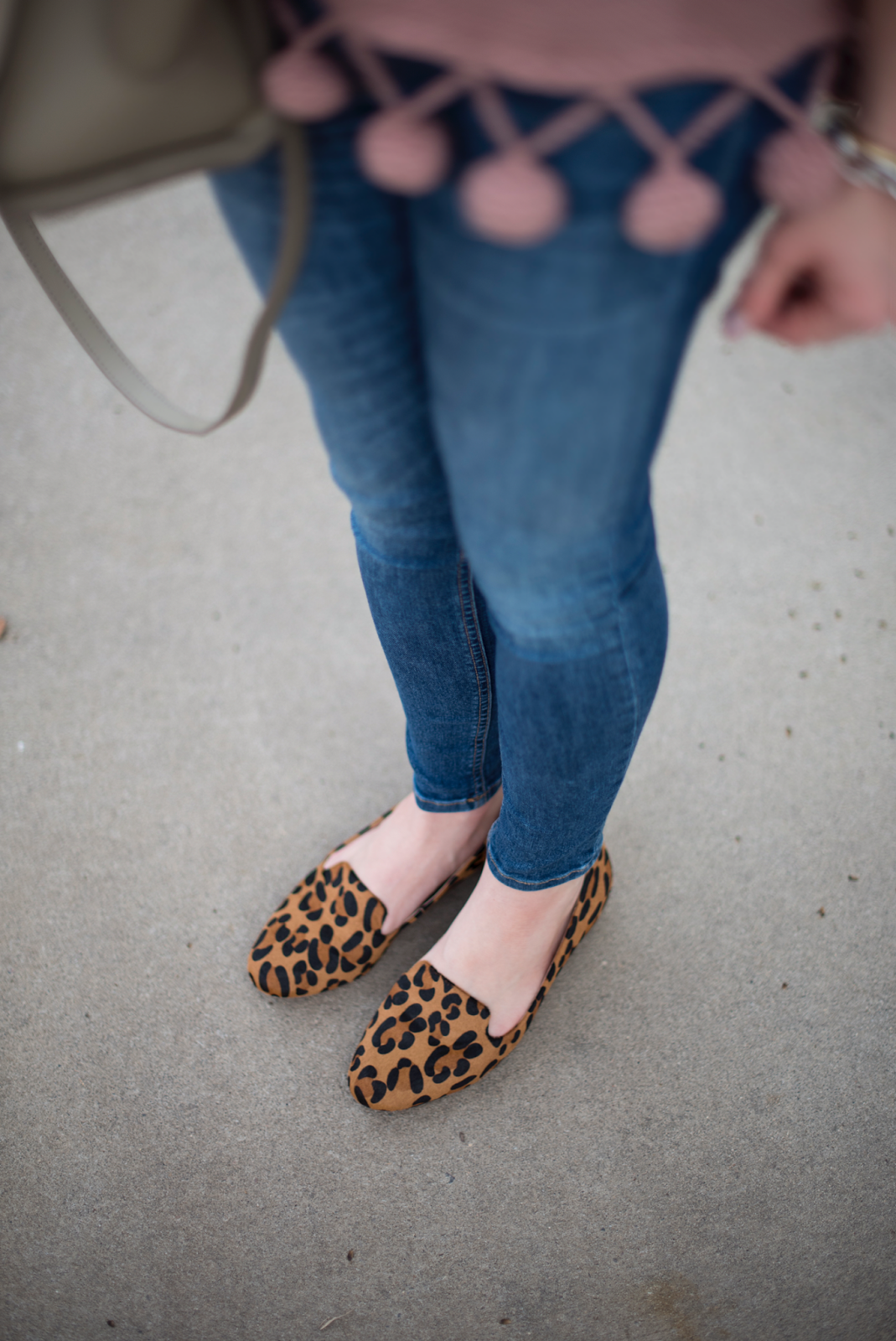 Leopard Flats - Something Delightful Blog