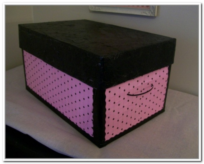 Decorative Storage Boxes Stack Of Boxes. Decorative Cardboard ...