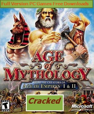age of mythology crack download free