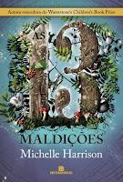 Resenha - As 13 Maldições, editora Bertrand