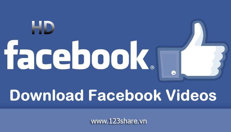 Cách tải video Facebook chất lượng cao về điện thoại và máy tính