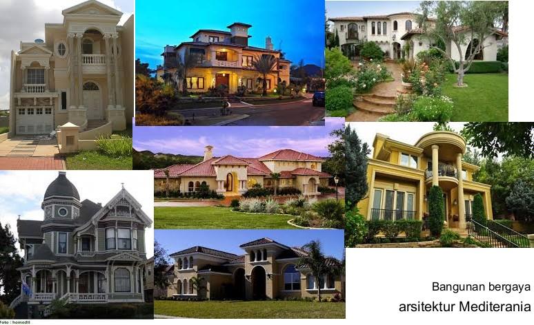 My Home Mengenal Gaya Arsitektur 3 Gaya Arsitektur Mediterania