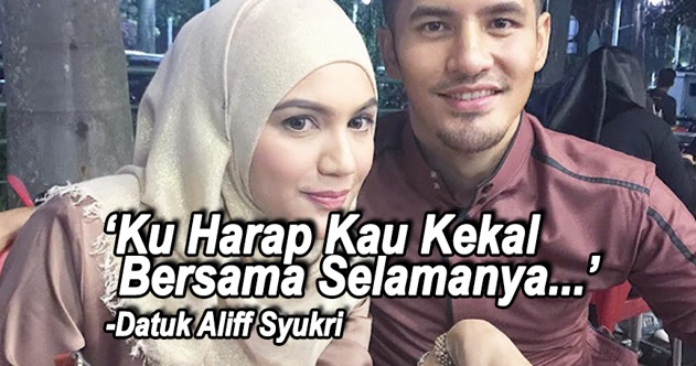 Akhirnya Status Terakhir Datuk Aliff Syukri Ini Jawab Segala Persoalan. Inilah Pengakhiran Cerita...
