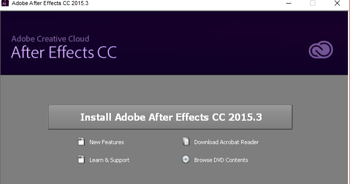 update after effects
