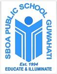 SBOA Public School, Guwahati Logo