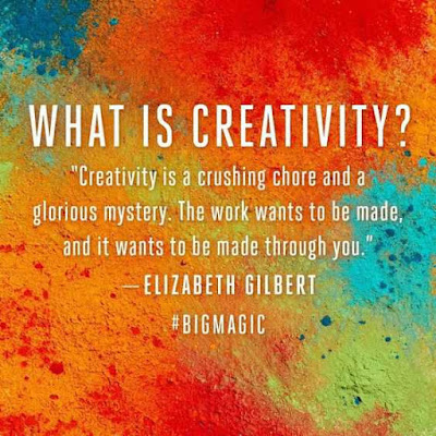 Elizabeth Gilbert sul valore della creatività