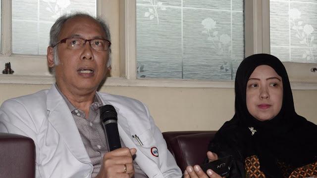 Dokter RS Medika Permata Hijau: Setnov Cedera Kepala & Lecet Saja