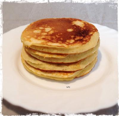 California Bakery Pancakes