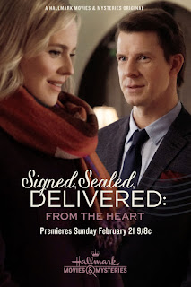 Watch Signed, Sealed, Delivered: From the Heart (2016) movie free online